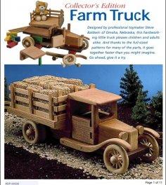 Farm Truck Plans PDF File