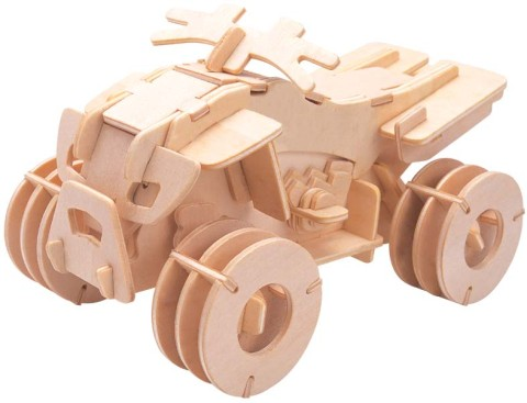 All Terrain Vehicle DXF File