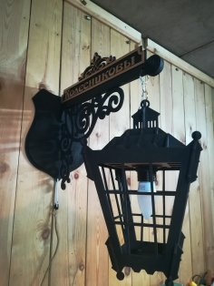 Lasercut Lamp Free Vector