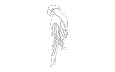 Parrot dxf File