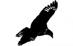 Flying Eagle dxf File