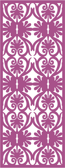 Floral Motif Vector Seamless Pattern Free Vector