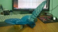 Pigeon 3D Puzzle