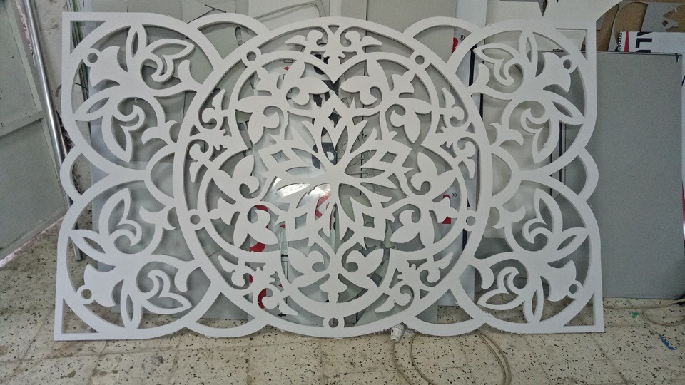 Laser Cut Vector Panel Cutting Free Vector