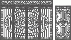 CNC Plasma Gate Free Vector