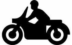 Motorcycle dxf File