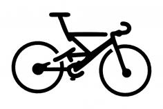 Bike dxf File