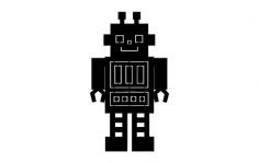 Robot dxf File