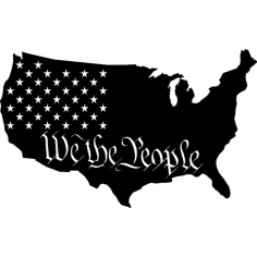 We The People dxf File