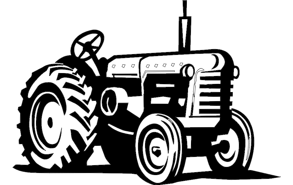 Tractor Dxf File Free Download 3axis Co