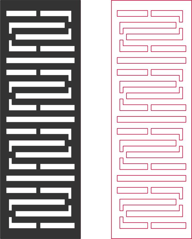Dxf Pattern Designs 2d 150 DXF File
