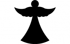 Angel wt dxf File