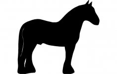 Clydesdale dxf File