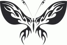 Butterfly Vector Art 013 Free Vector