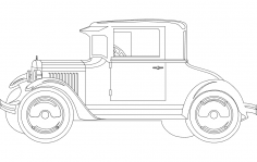 Ford dxf File