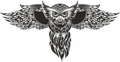 Owl Vector Free Vector