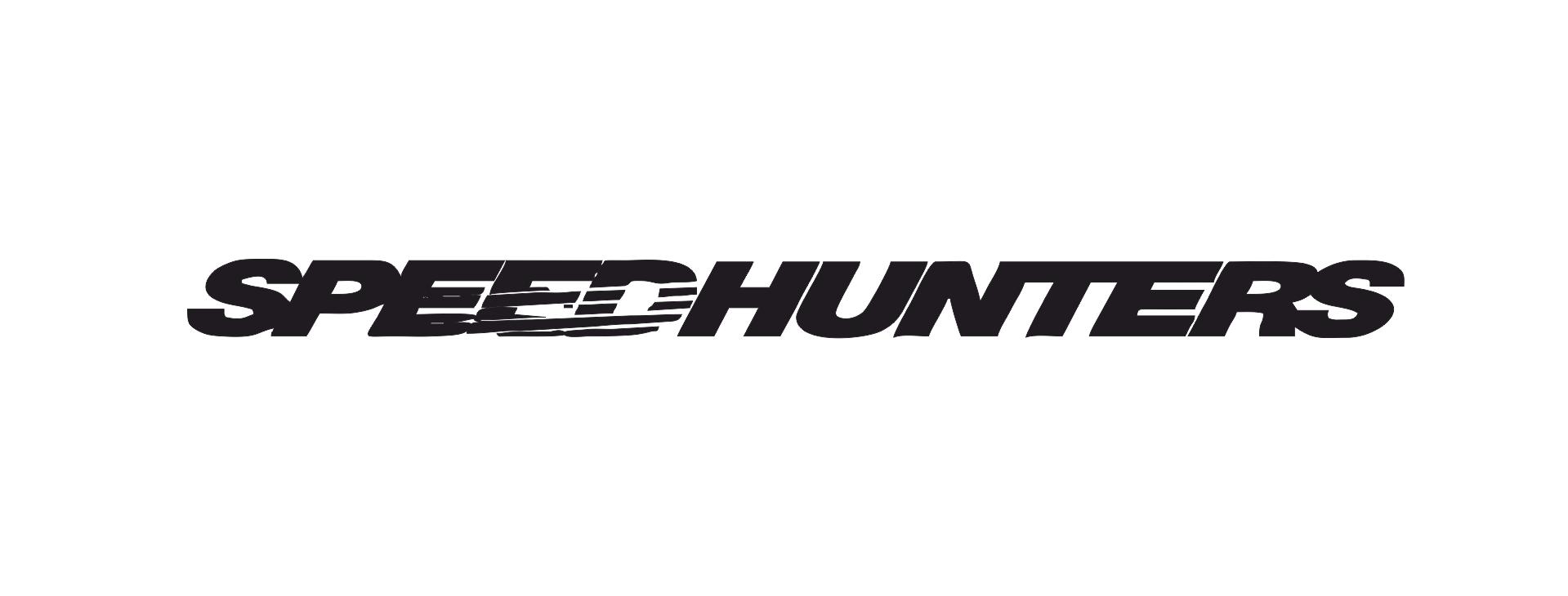 Speed Hunters Sticker Vector Free Vector