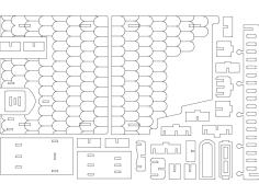 villa 11 dxf File