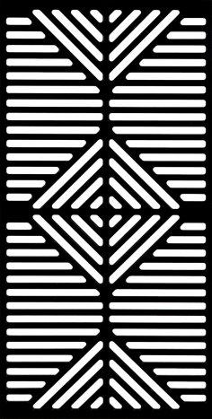 Grill Design 300-V129 dxf file