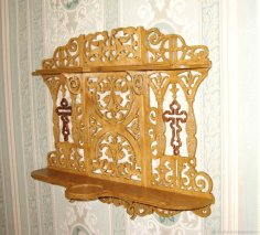 Decorative Shelf PDF File