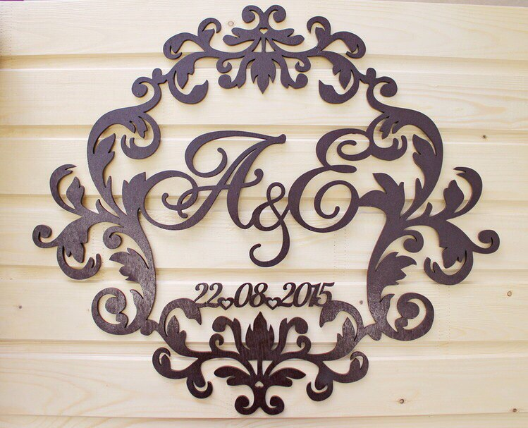Laser Cut Decorative Wedding Invitations Souvenirs Free Vector