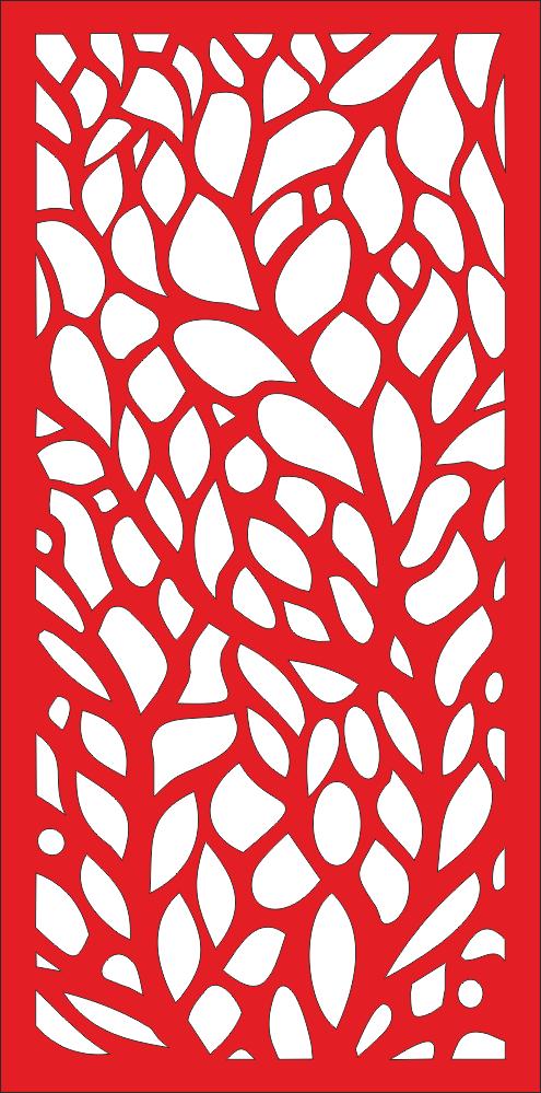 Abstract Tree Screen Vector Free Vector