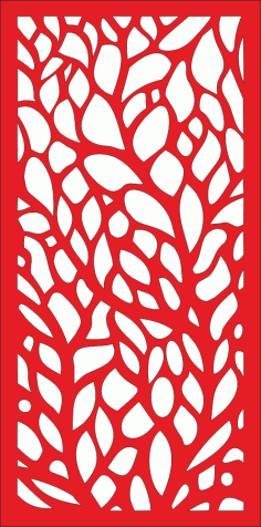 Abstract Tree Screen Vector Free Vector