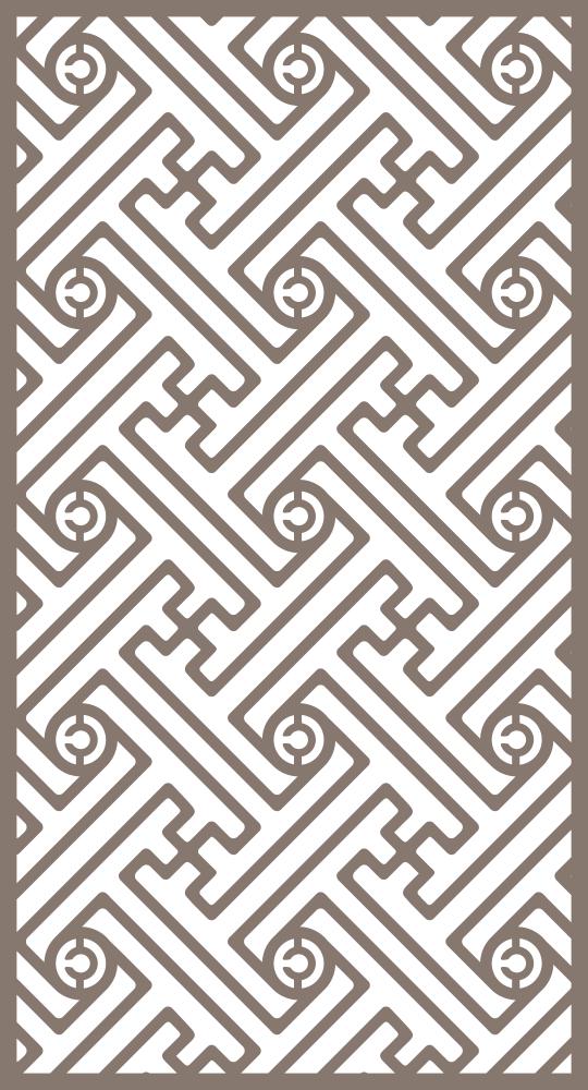 Vector Modern Seamless Geometry Pattern Free Vector