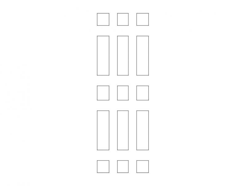 Mdf Door Design 10 dxf File