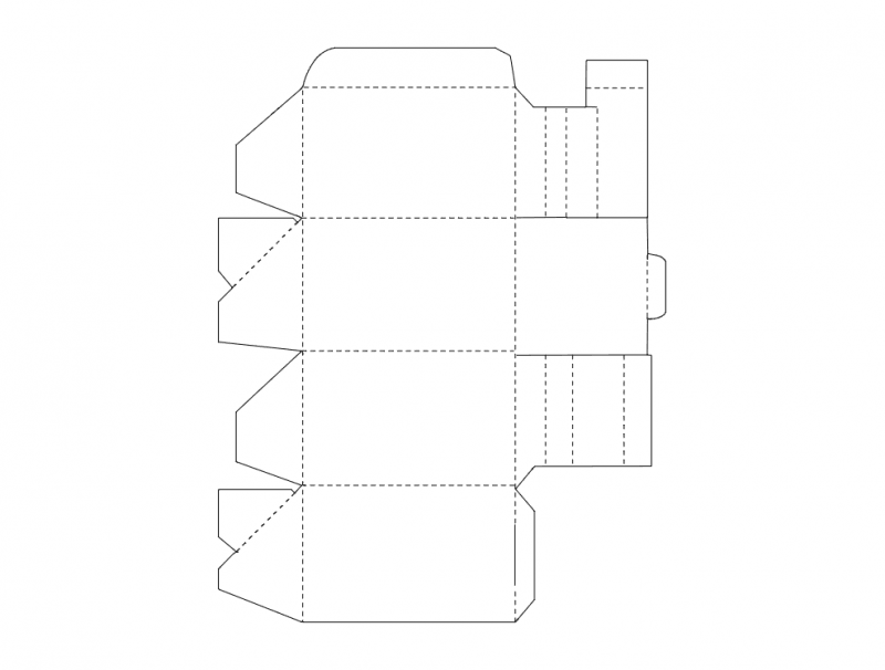 Embalagem (62) dxf File