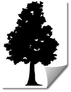 Tree 1 dxf file