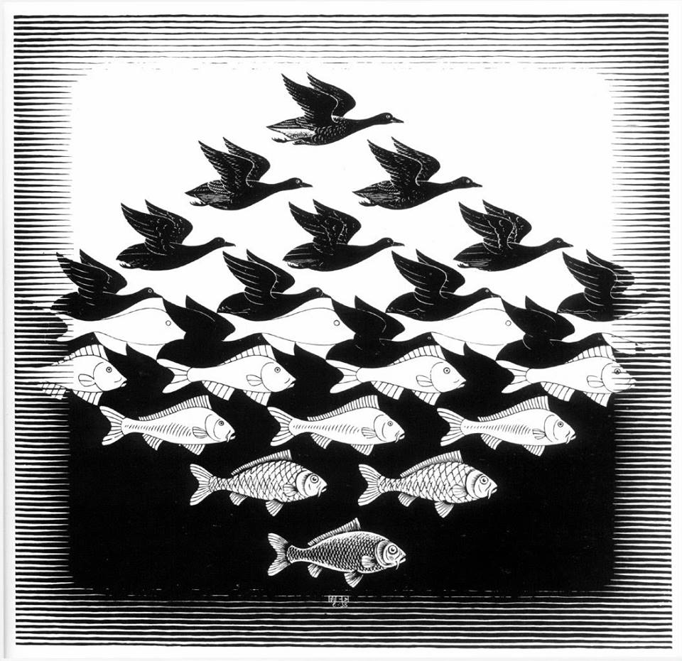 Escher DXF File