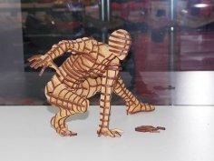 Spiderman 3D Puzzle