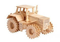 Tractor Vector CNC router and laser cut Free Vector
