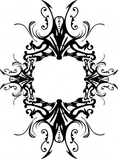 Vintage Ornate Free Vector