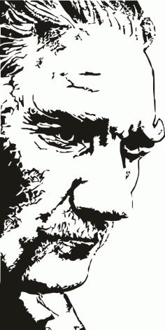 Mustafa Kemal Ataturk Vector Free Vector