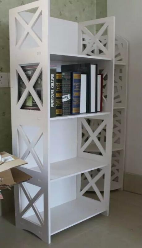 Laser Cut Bookshelf Template Free Vector