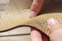 Super Flexible Plywood DXF File