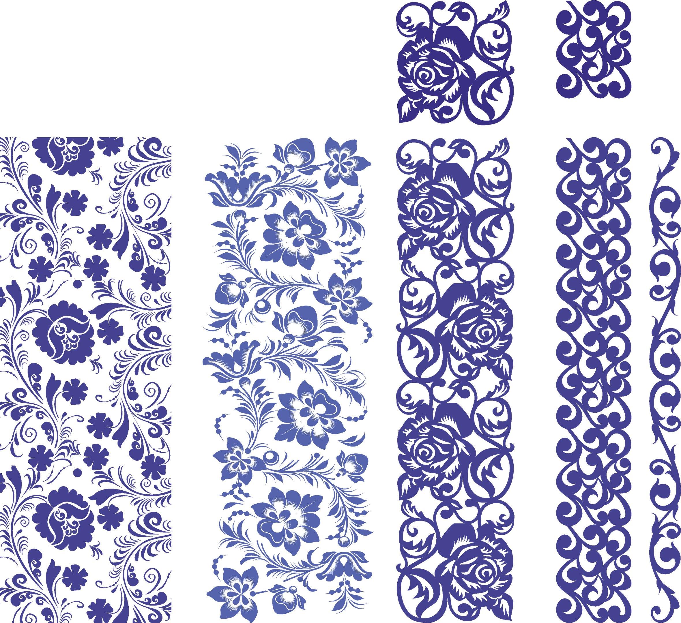 Patterny Free Vector