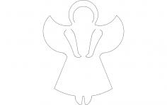 Angel dxf File