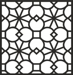 Ornamental Patterns 5 dxf file