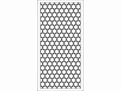Wall Separator 1 dxf File