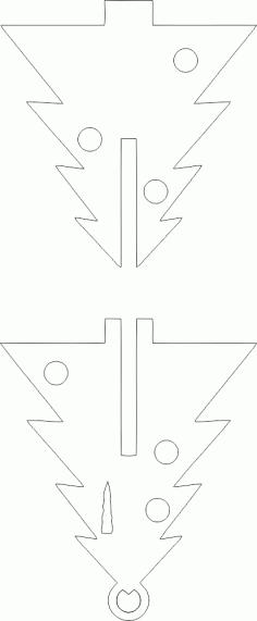 Tree 3d DXF File
