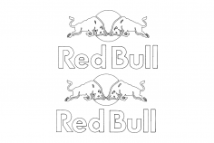 Red bull dxf File