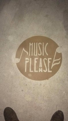 Music Please dxf File