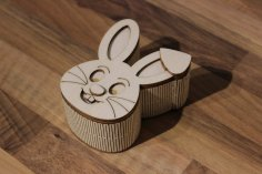 Box Rabbit dxf File