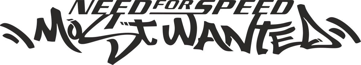 NFS Need For Speed Most Wanted Vector CDR File