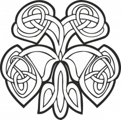 Celt Knot Vector CDR File