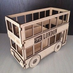 London Bus dxf File