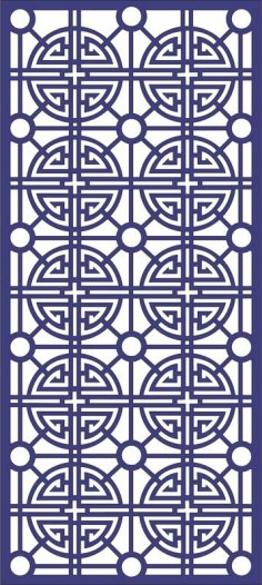 Ornamental Patterns 3 dxf file